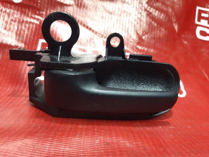 Ручка двери внутренняя Toyota Bb NCP31 передняя левая (б/у)