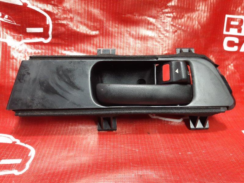 Ручка двери внутренняя Toyota Estima CXR20-0042752 3C-2498338 1993 передняя правая (б/у)