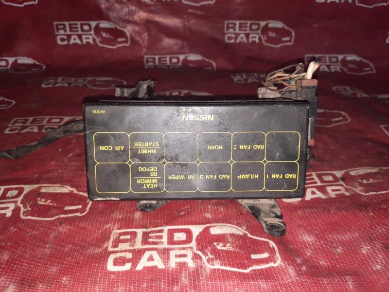Блок предохранителей под капот Nissan Bluebird SU14 (б/у)