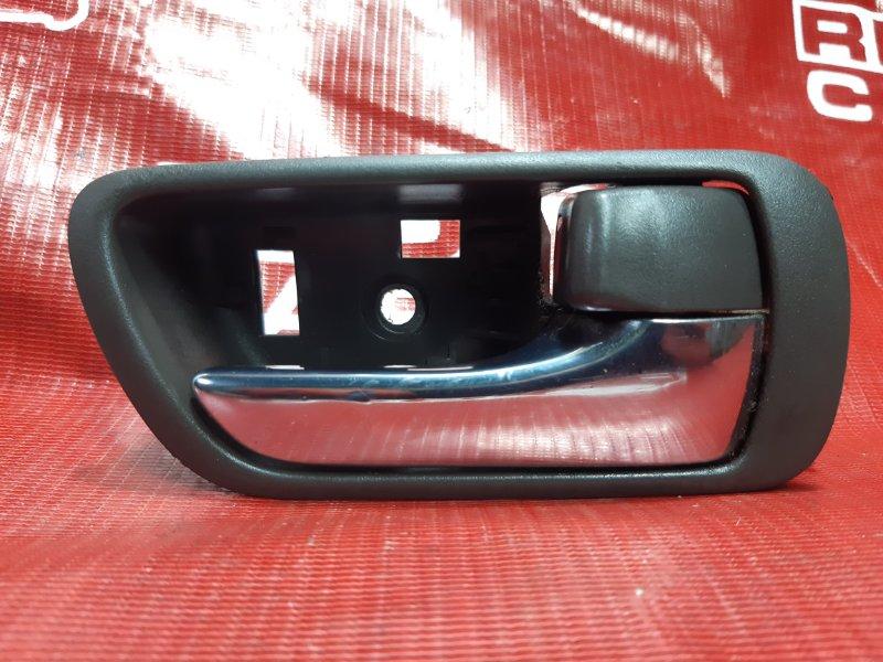 Ручка двери внутренняя Toyota Premio ZZT240-5047113 1ZZ-2370921 2005 передняя правая (б/у)