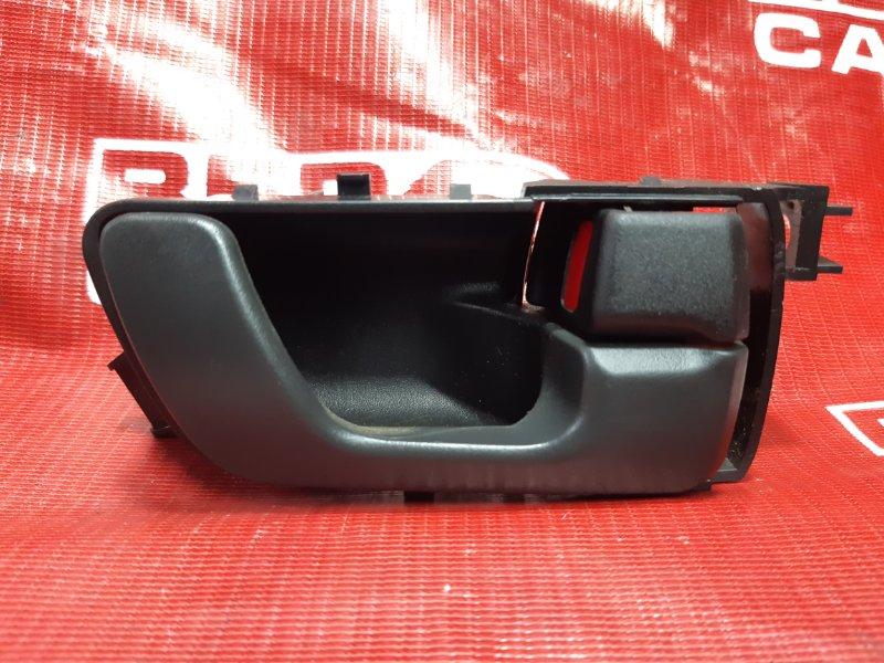 Ручка двери внутренняя Mitsubishi Pajero V75W-0007823 6G74-LJ7281 2000 передняя правая (б/у)