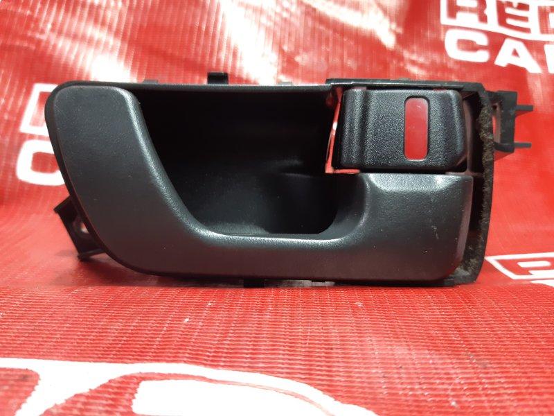 Ручка двери внутренняя Mitsubishi Pajero V75W-0007823 6G74-LJ7281 2000 задняя правая (б/у)