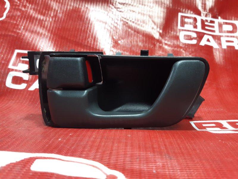 Ручка двери внутренняя Mitsubishi Pajero V75W-0007823 6G74-LJ7281 2000 задняя левая (б/у)