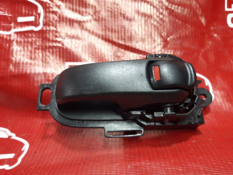 Ручка двери внутренняя Nissan Note E11-029106 HR15-101835 2005 передняя правая (б/у)