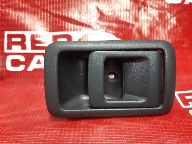 Ручка двери внутренняя Toyota Corsa EL53-0371528 5E-1343230 1999 передняя правая (б/у)