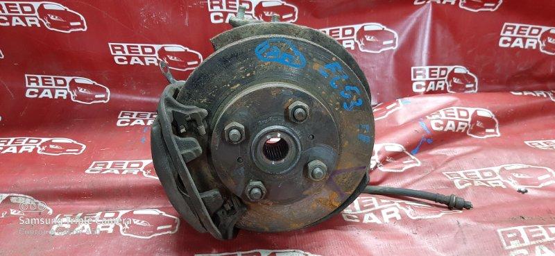 Ступица Toyota Corsa EL53-0371528 5E-1343230 1999 передняя правая (б/у)