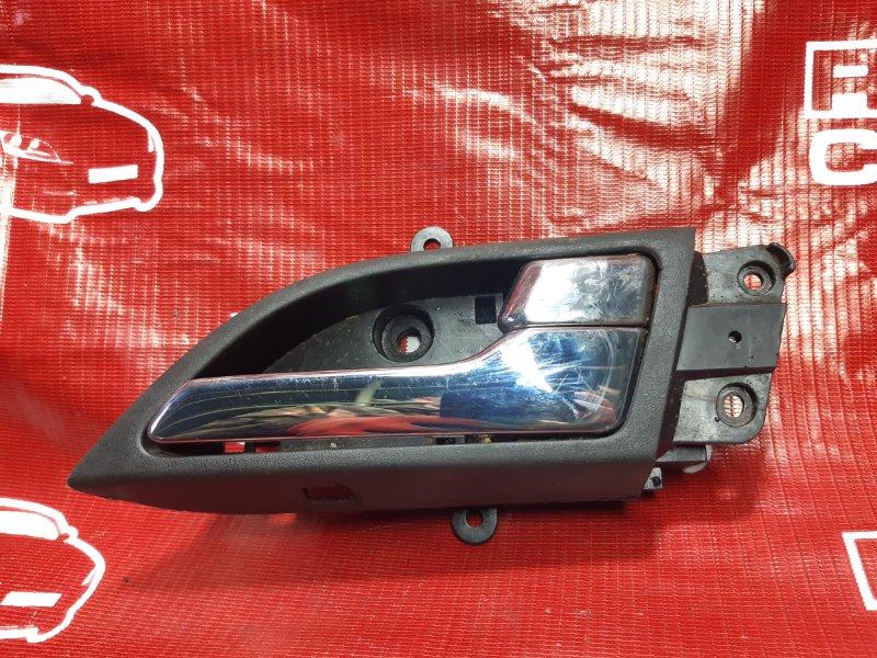 Ручка двери внутренняя Nissan Infiniti M35 PNY50-302308 VQ35 2005 передняя правая (б/у)