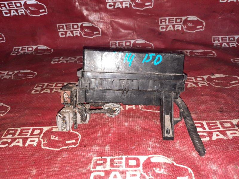 Блок предохранителей под капот Nissan Bluebird SU14-011449 CD20 1997 (б/у)