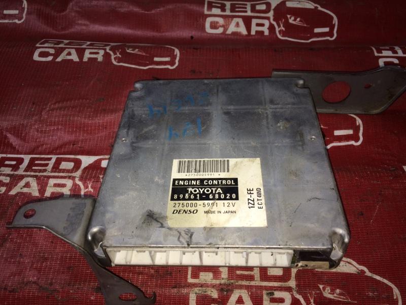 Компьютер Toyota Wish ZNE14-0001271 1ZZ-1289825 2003 (б/у)