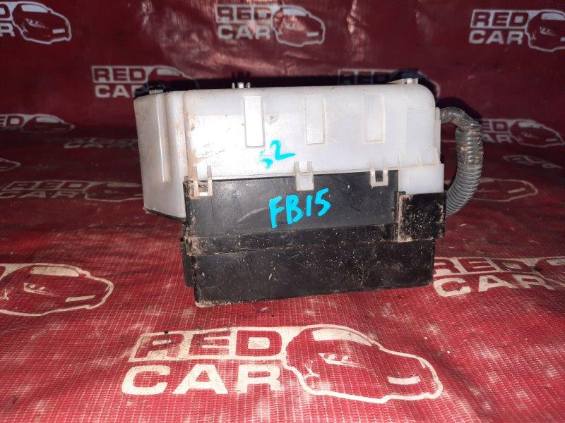 Блок предохранителей под капот Nissan Sunny FB15-354313 QG15 2002 (б/у)