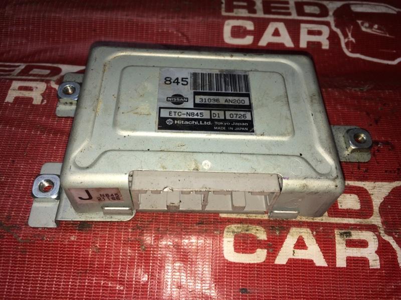 Блок управления акпп Nissan Cube AZ10-181103 CGA3-074122 2000 (б/у)