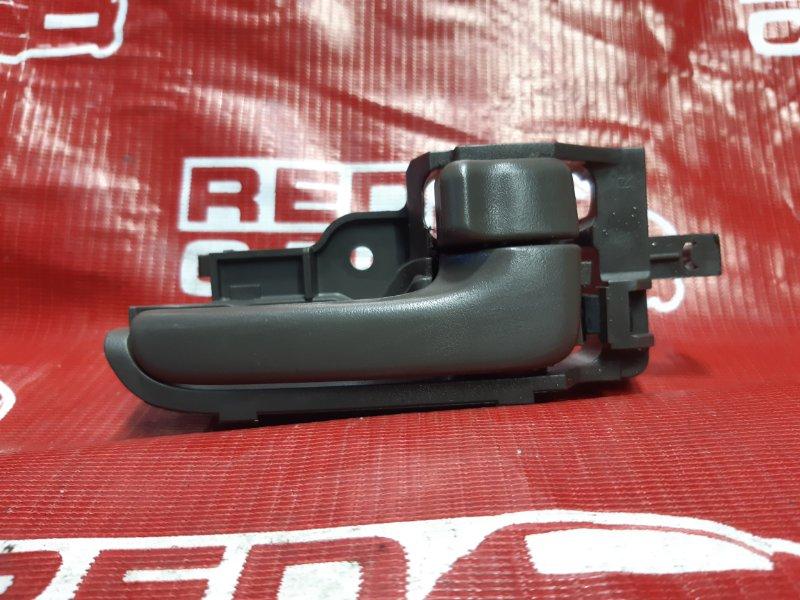 Ручка двери внутренняя Daihatsu Tanto L385S-0059495 KF 2011 задняя правая (б/у)