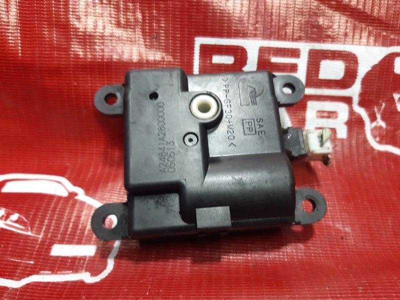 Сервопривод заслонок печки Nissan Infiniti M35 PNY50-302308 VQ35 2005 (б/у)