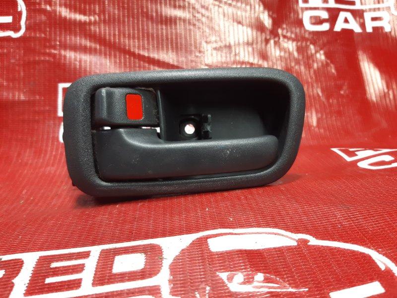 Ручка двери внутренняя Honda Odyssey RA2 F23A 1999 задняя левая (б/у)
