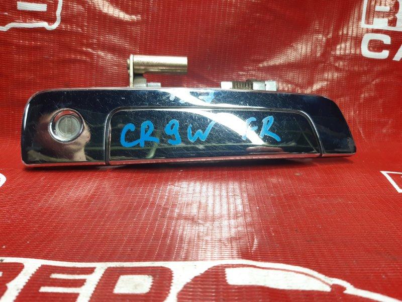 Ручка двери внешняя Mitsubishi Dion CR9W-0104378 4G63 2000 передняя правая (б/у)