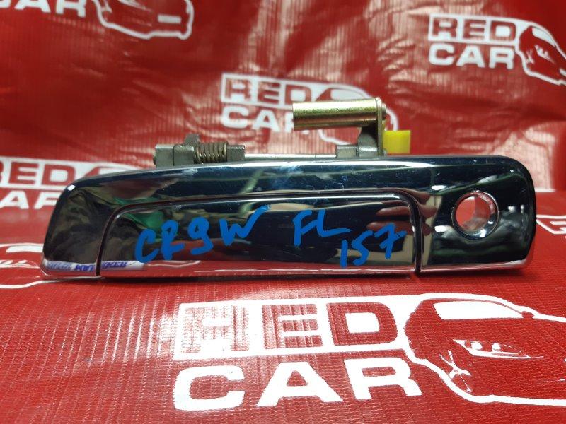 Ручка двери внешняя Mitsubishi Dion CR9W-0104378 4G63 2000 передняя левая (б/у)