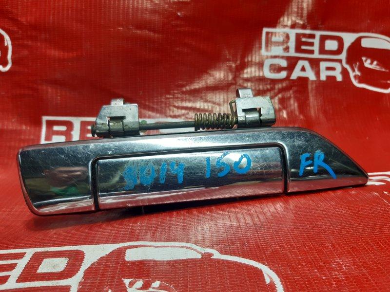 Ручка двери внешняя Nissan Bluebird SU14-011449 CD20 1997 передняя правая (б/у)