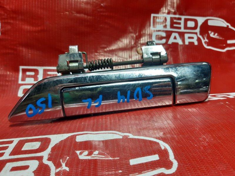 Ручка двери внешняя Nissan Bluebird SU14-011449 CD20 1997 передняя левая (б/у)