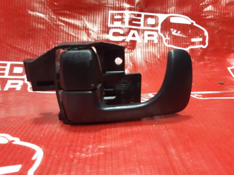 Ручка двери внутренняя Mitsubishi Pajero Mini H58A-0407550 4A30 2003 передняя левая (б/у)
