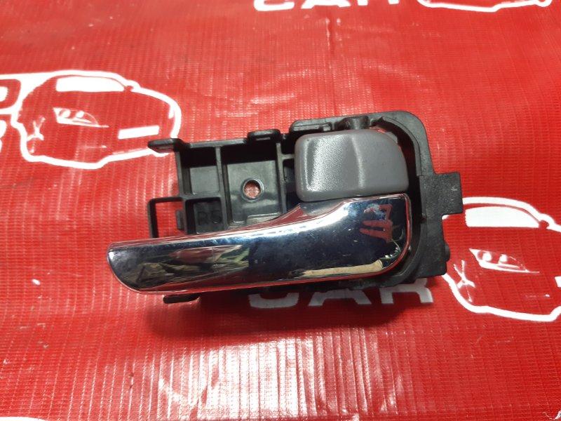 Ручка двери внутренняя Nissan Sunny FB15-354313 QG15 2002 передняя правая (б/у)