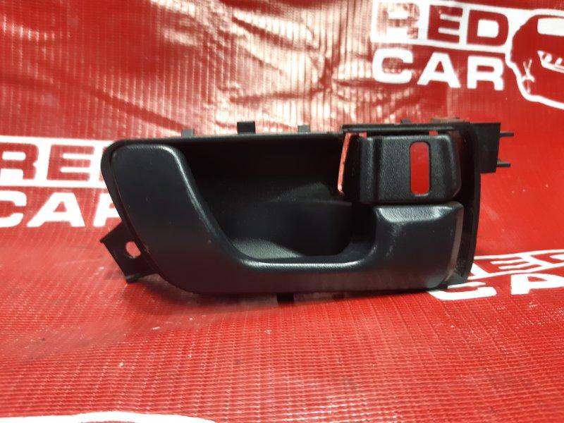 Ручка двери внутренняя Mitsubishi Pajero Io H76W-5500231 4G93 2004 передняя правая (б/у)
