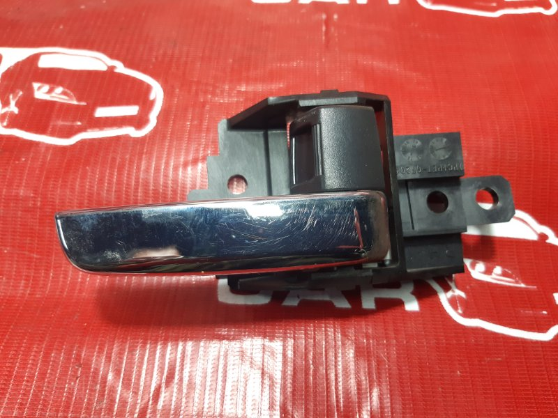 Ручка двери внутренняя Mitsubishi Rvr GA3W-0009795 4B10 2010 передняя правая (б/у)
