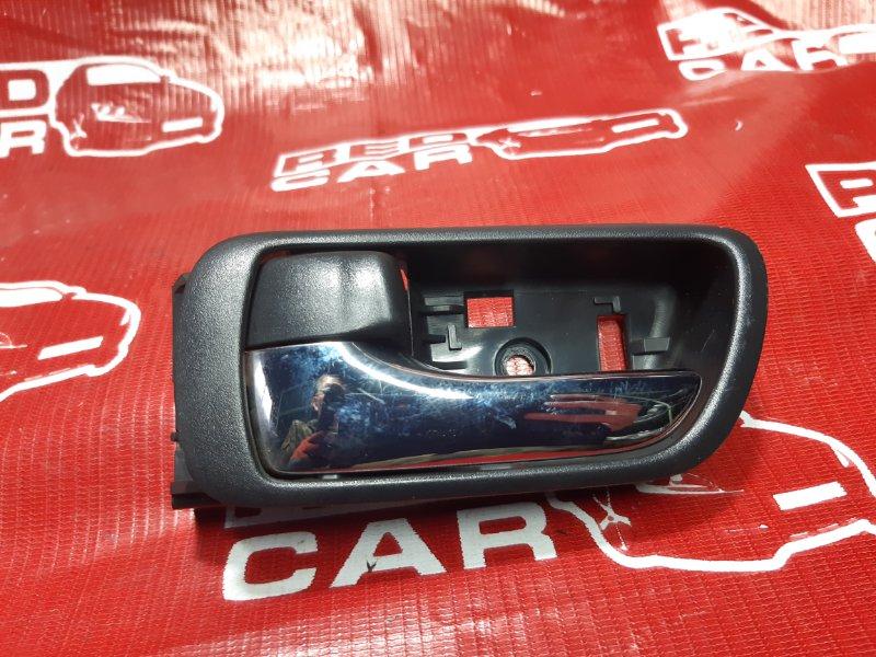 Ручка двери внутренняя Toyota Allion ZZT245-0039417 1ZZ 2007 задняя левая (б/у)