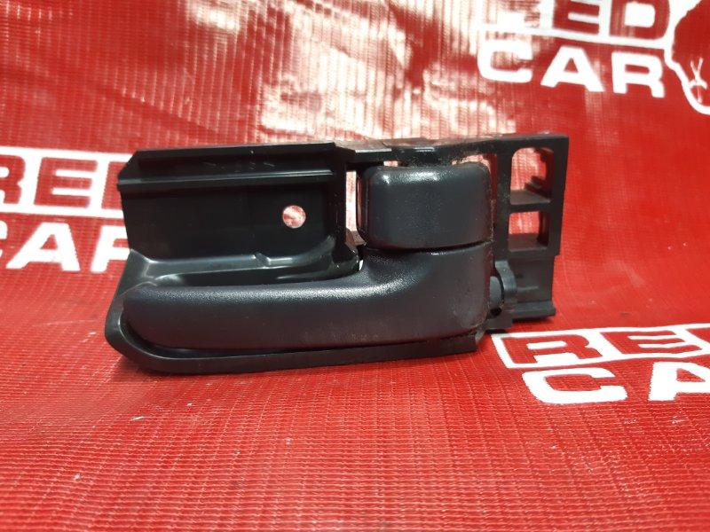 Ручка двери внутренняя Toyota Passo KGC10-0051246 1KR 2005 передняя правая (б/у)
