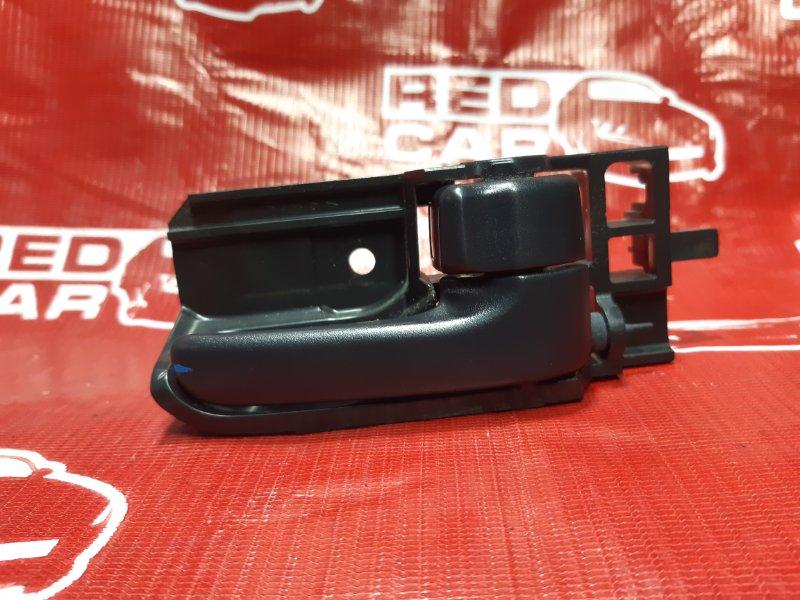 Ручка двери внутренняя Toyota Passo KGC10-0051246 1KR 2005 задняя правая (б/у)