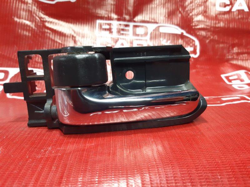 Ручка двери внутренняя Toyota Wish ZNE14-0061770 1ZZ 2009 передняя левая (б/у)