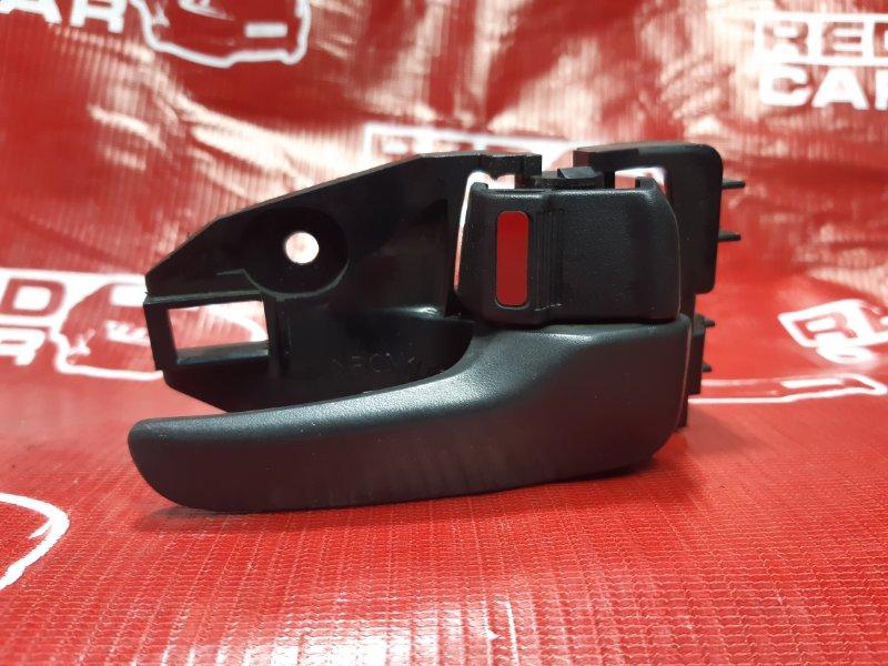 Ручка двери внутренняя Mitsubishi Lancer CS5W-0404064 4G93 2003 передняя правая (б/у)