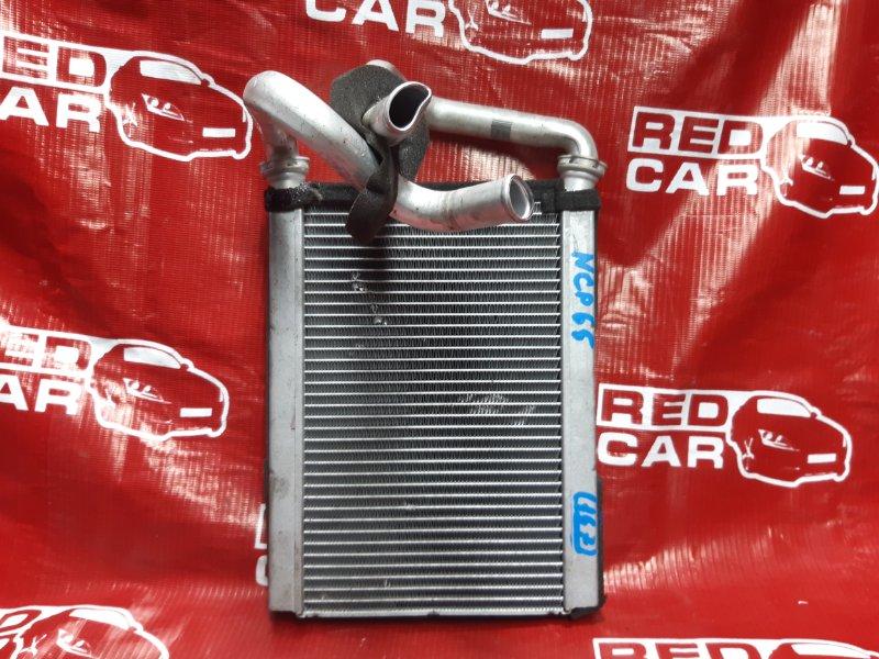 Радиатор печки Toyota Ist NCP65-0012522 1NZ 2002 (б/у)