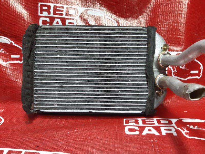 Радиатор печки Toyota Starlet EP91-0147769 4E 1996 (б/у)