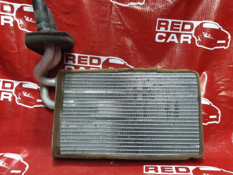 Радиатор печки Mitsubishi Pajero Io H76W-5500231 4G93 2004 (б/у)