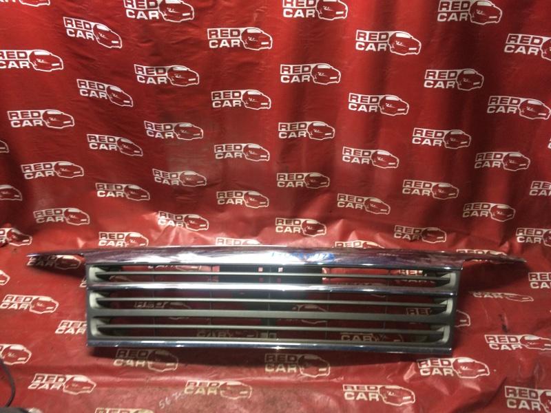 Решетка радиатора Nissan Elgrand ATWE50-031295 ZD30-052057A 2000 (б/у)