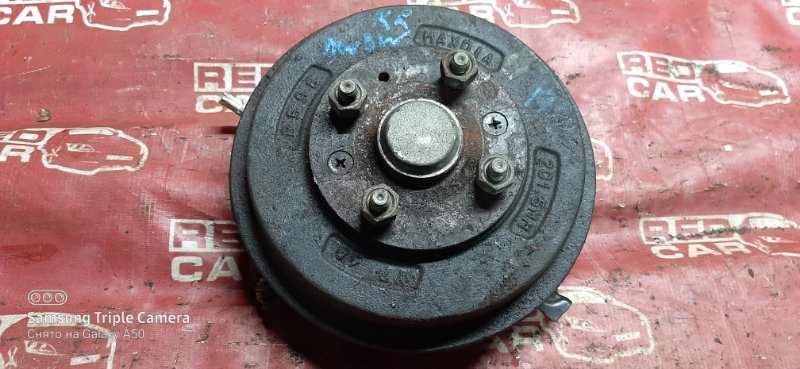 Ступица Mazda Demio DW3WF-115832 B3-588838 1998 задняя правая (б/у)