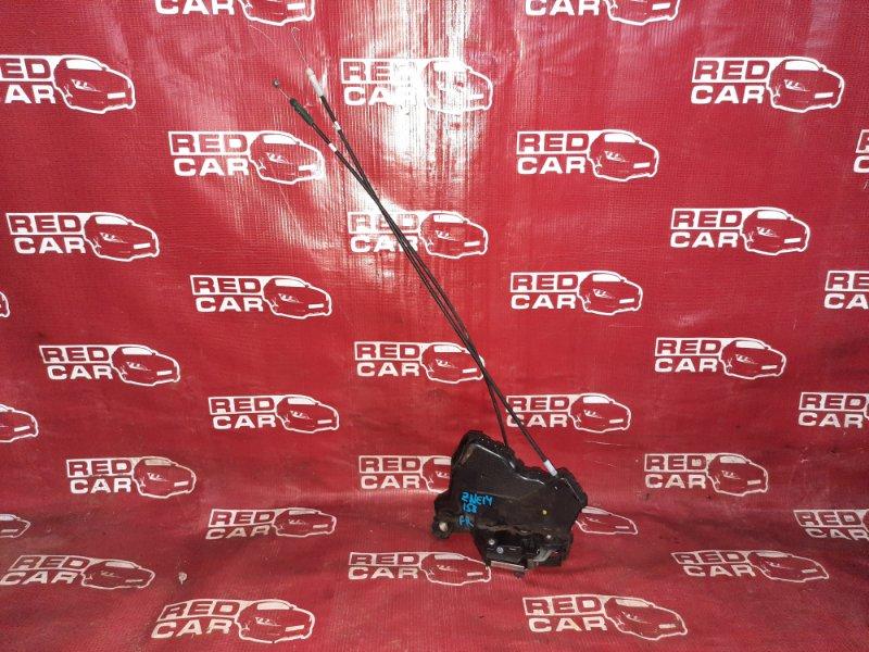 Замок двери Toyota Wish ZNE14-0061770 1ZZ 2009 передний правый (б/у)