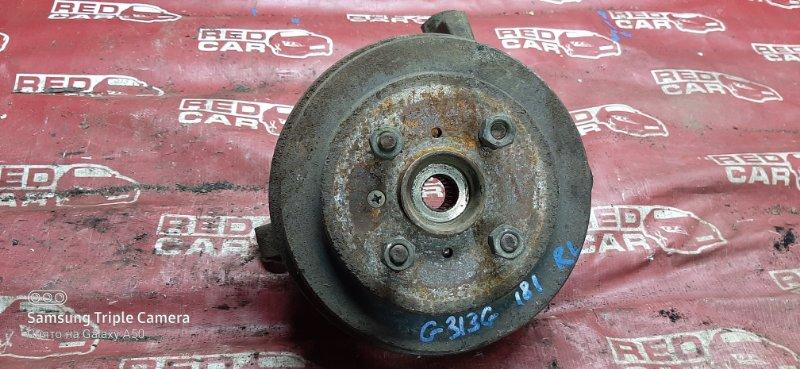 Ступица Daihatsu Pyzar G313G-005248 HE 1997 задняя левая (б/у)