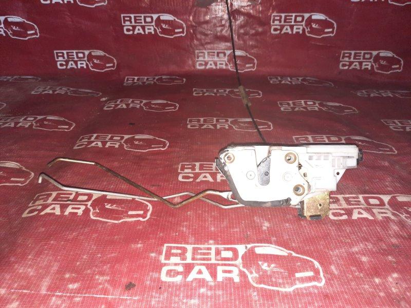 Замок двери Mitsubishi Dion CR9W-0104378 4G63 2000 передний левый (б/у)