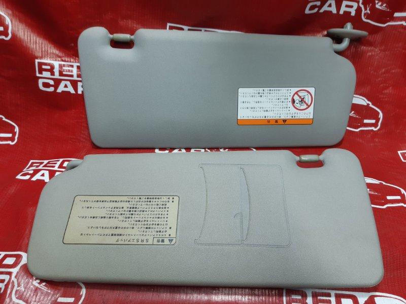 Козырек солнцезащитный Honda Fit GD1-2346876 L13A 2006 (б/у)