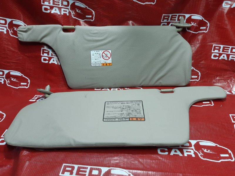 Козырек солнцезащитный Mazda Mpv LW3W-426875 L3 2005 (б/у)