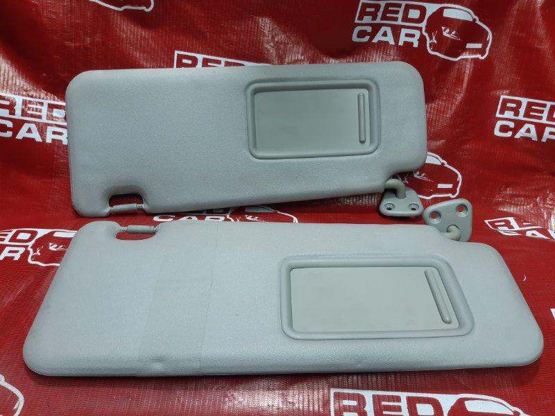 Козырек солнцезащитный Toyota Passo KGC10-0051246 1KR 2005 (б/у)