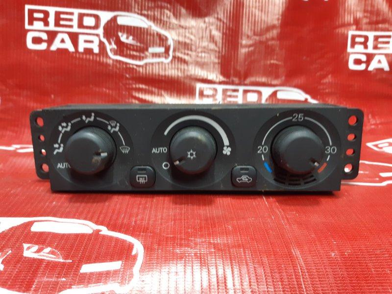 Климат-контроль Mitsubishi Pajero Io H76W-5500231 4G93 2004 (б/у)