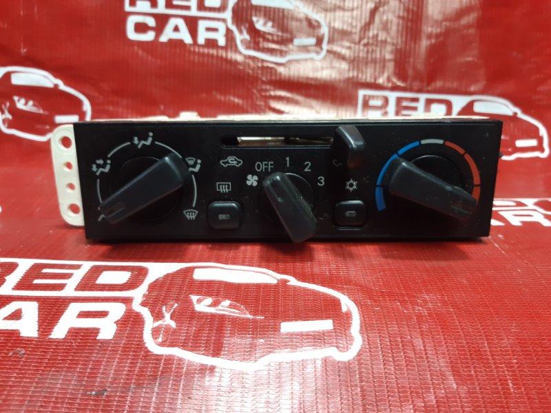 Климат-контроль Mitsubishi Pajero Mini H58A-0407550 4A30 2003 (б/у)