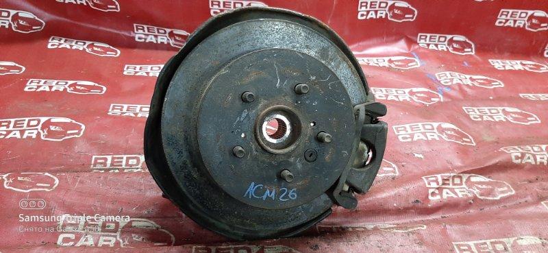 Ступица Toyota Ipsum ACM26 2AZ-FE задняя правая (б/у)