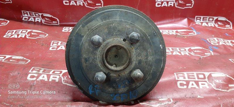Ступица Toyota Vitz SCP10-3114731 1SZ-0195809 1999 задняя правая (б/у)
