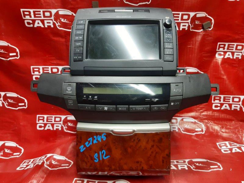 Магнитофон Toyota Allion ZZT245-0024374 1ZZ 2004 (б/у)