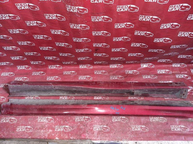 Порог Mitsubishi Rvr GA3W-0009795 4B10 2010 (б/у)