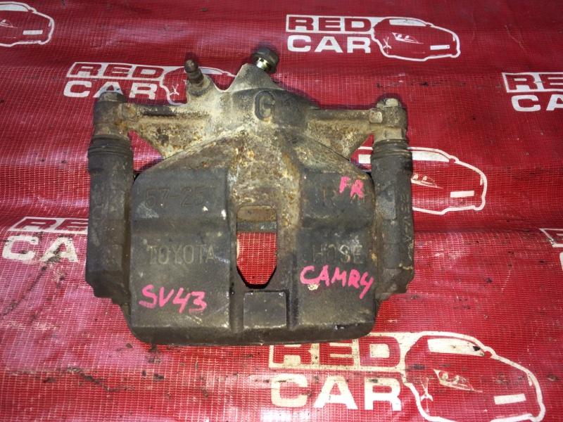 Суппорт Toyota Camry SV43 передний правый (б/у)