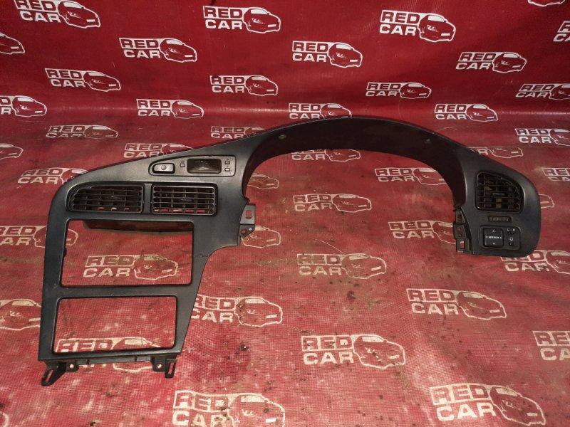 Центральная консоль Toyota Carina Ed ST200-0002016 4S-1058136 1993 (б/у)